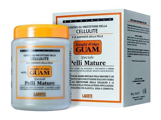 Peli Mature-Кал од алги за возрасна кожа
